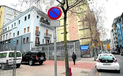 El ayuntamiento instalará una carpa sólida en el exterior del Rialto para el uso de los baserritarras