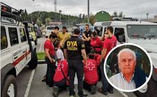 Hallan muerto al hombre de 82 años desaparecido en Berriz