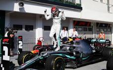 El estratega de Mercedes deja a Verstappen sin victoria en Hungría