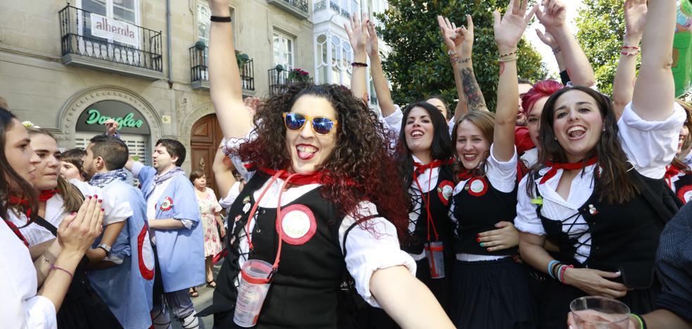 En directo: las fiestas de Vitoria 2019, minuto a minuto