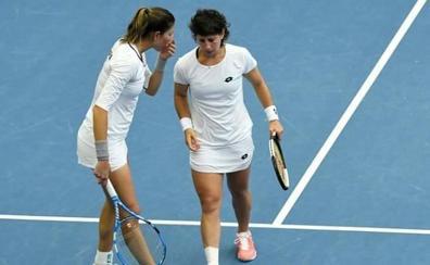 Carla Suárez supera a Muguruza en el ranking mundial