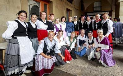 Así se ha vivido el Gasteizko Zortzikoa en las fiestas de La Blanca