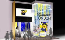 Londres abrirá su propio 'Centro Pokémon' en octubre