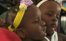 La difícil decisión de un padre de siamesas: salvar la vida de una o dejar morir a ambas
