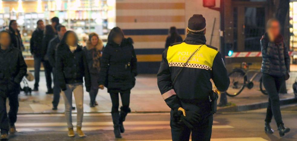 Imponen una orden de alejamiento a un hombre de 38 años por tocamientos a una menor en Vitoria