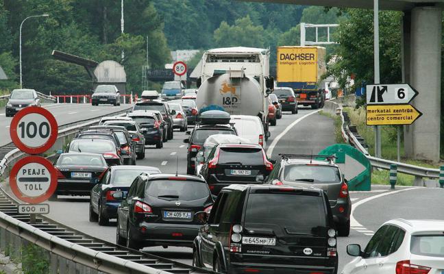 La DGT recomienda evitar los pasos fronterizos a Francia por el País Vasco del 23 al 26 de agosto por la Cumbre del G-7