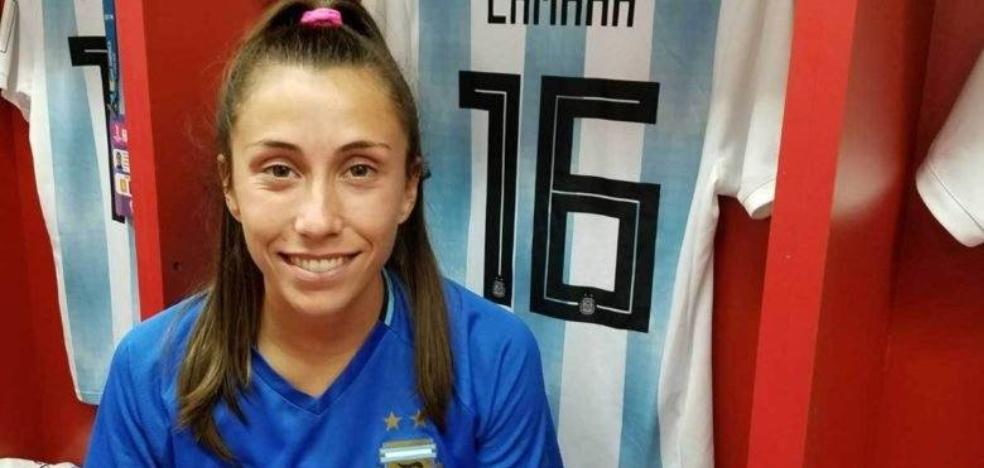 La internacional argentina Valentina Cámara dará consistencia a la medular albiazul