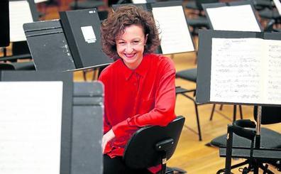 «Las directoras tenemos que lograr ahora ser titulares de las orquestas»