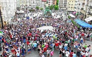 Unas fiestas de Vitoria «excelentes» empañadas por los casos de agresiones machistas