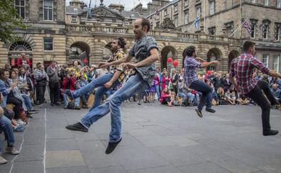 La cultura vasca se cita en Edimburgo