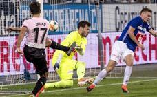 El Espanyol encarrila la eliminatoria frente al Lucerna