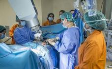 Someterse a una operación está asociado a una disminución del funcionamiento cerebral