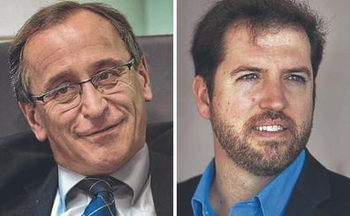 Los recelos entre PP y Cs a nivel nacional descartan la opción de una 'Navarra Suma' en Euskadi