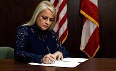 Wanda Vázquez, nueva gobernadora de Puerto Rico por la invalidación del anterior