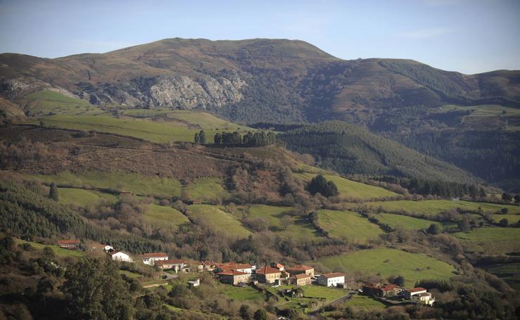 Urkiola, Gorbea y Armañón, tres parques naturales de Bizkaia