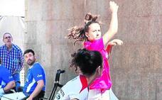 La plaza de los Fueros acoge tres finales del torneo de aficionados