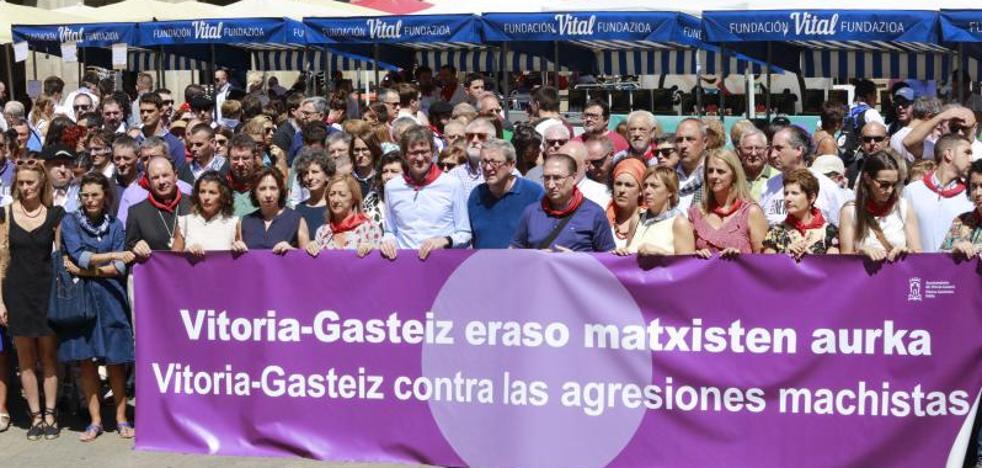 Un nuevo caso eleva a cuatro los ataques sexuales en Vitoria