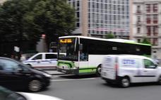 La Diputación despedirá al conductor del Bizkaibus accidentado en Barakaldo que dio positivo en alcohol