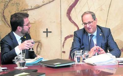 Guerra abierta en el soberanismo catalán