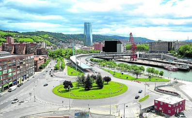 La crisis política en Madrid deja en el aire el plan para urbanizar la rotonda frente al IMQ