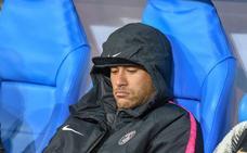 Neymar, denunciado por el hombre al que golpeó tras la Copa de Francia