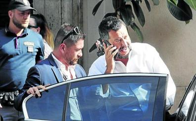 Salvini da por rota la coalición de Gobierno y exige elecciones en Italia