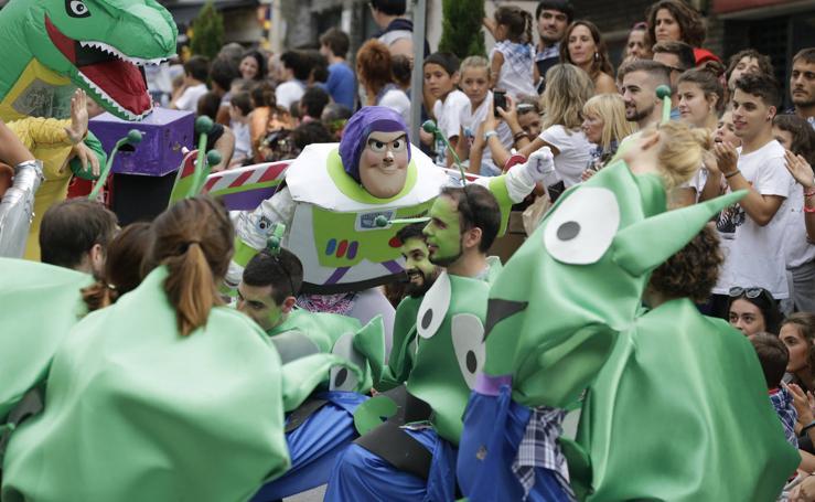 Comienzan las fiestas del Puerto Viejo de Algorta