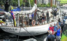 Bilbao tras la gesta de Elcano