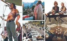 50 años del histórico concierto de Woodstock
