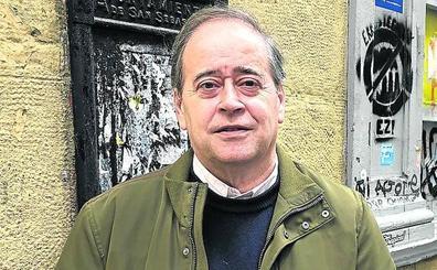 Sabino Arana y otros personajes de novela negra