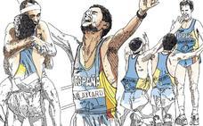 Así hizo historia el atletismo español con un triplete en el maratón europeo de 1994