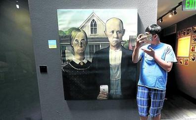 Galerías del selfi