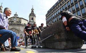 Más de 100 actividades de cultura y deporte rural durante la Aste Nagusia
