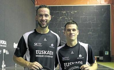 Beaskoetxea y López se llevan el triunfo en Gernika