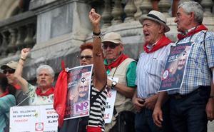 Los pensionistas de Bilbao exigirán a Pedro Sánchez que les reciba y atienda sus reclamaciones