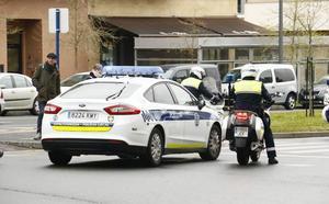 Tres detenidos por violencia de género y doméstica en Vitoria
