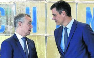 El Gobierno de Urkullu teme que otras elecciones compliquen el Presupuesto y afecten a la economía