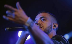C. Tangana no ha reclamado por la anulación de su concierto en Aste Nagusia
