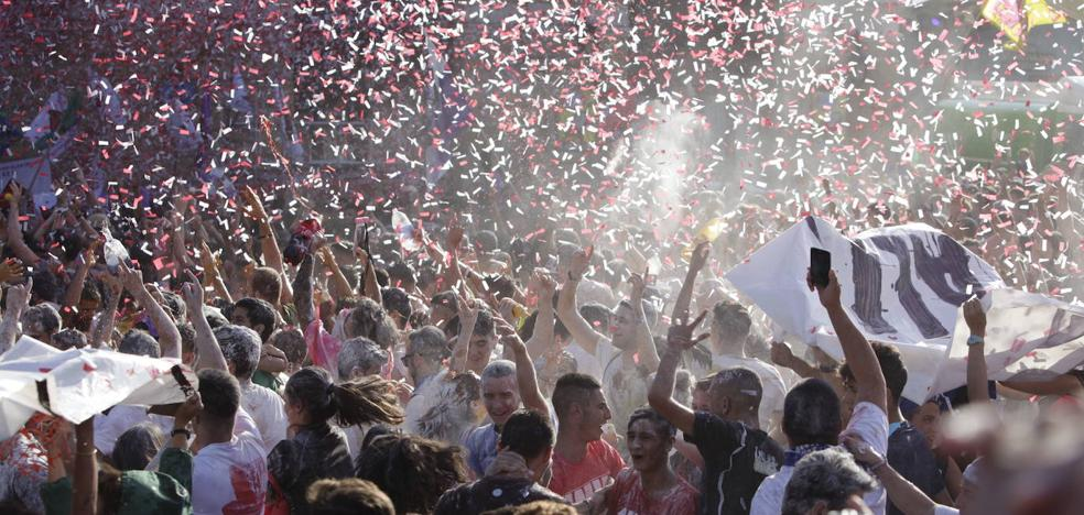 Programa de fiestas Aste Nagusia: Sábado 17 de agosto