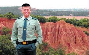 Xiaowei Li, el primer guardia civil de origen chino: «España es mi pasión»