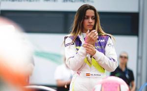 La española Marta García roza el podio en su primer año en la F1 femenina