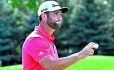 Rahm: «Estoy cansado de acabar en el 'top-5', quiero ganar los torneos»