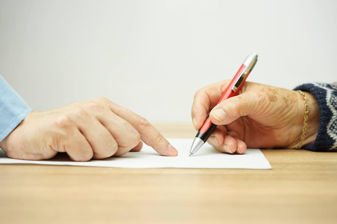 Euskadi es la segunda comunidad con mayor tasa de testamentos vitales