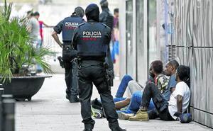 Barcelona, ciudad sin ley