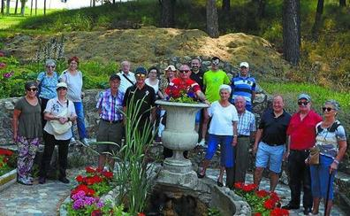 Éxito de la segunda edición de las colonias de verano para jubilados en San Asensio