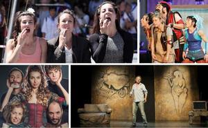 Todo lo que tienes que saber del Festival de Teatro de Humor de Araia