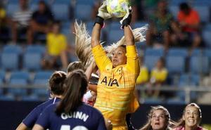 El Tottenham será el rival del Athletic en la final del Carranza