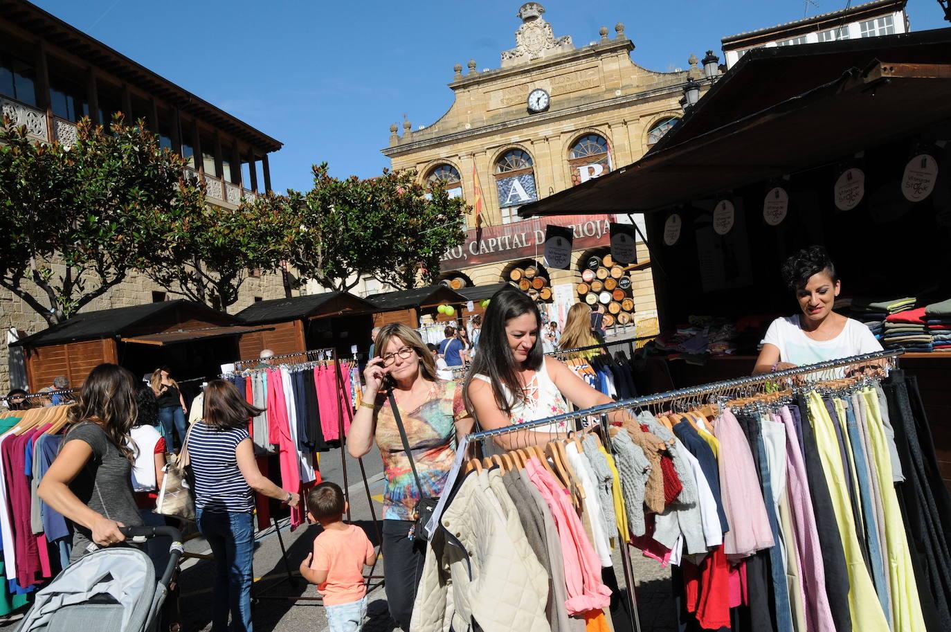 Haro Stock sigue vivo por iniciativa de una decena de comercios de la ciudad