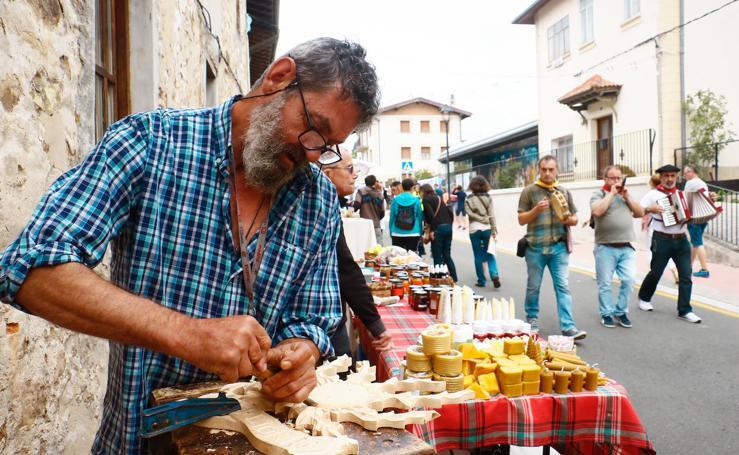 Degustaciones y concursos en el Artzain Eguna