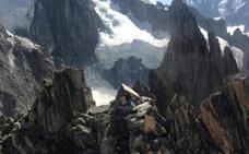 El cambio climático acaba con rutas de escalada míticas en los Alpes